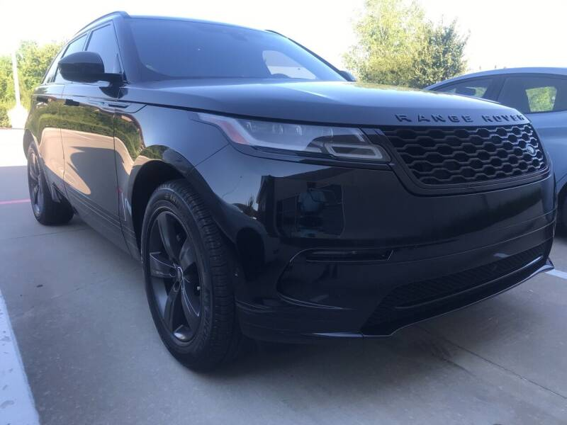 2018 Land Rover Range Rover Velar for sale at Auto Haus Imports in Grand Prairie TX