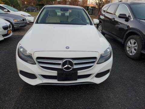 2016 Mercedes-Benz C-Class for sale at OFIER AUTO SALES in Freeport NY