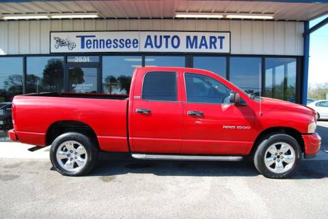 2002 Dodge Ram Pickup 1500 for sale at Tennessee Auto Mart Columbia in Columbia TN
