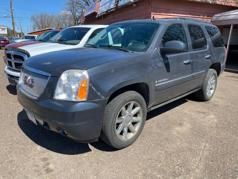 2008 GMC Yukon for sale at Sunrise Auto Sales in Stacy MN