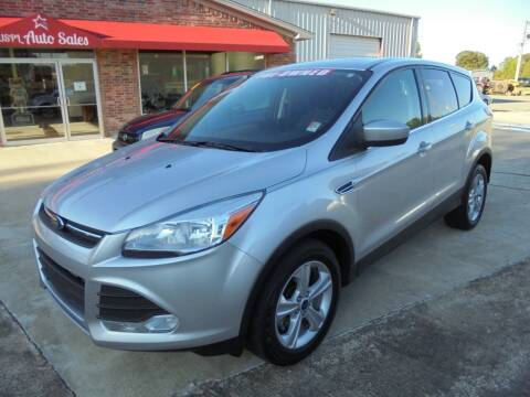 2013 Ford Escape for sale at US PAWN AND LOAN in Austin AR