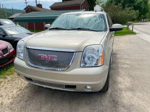 2008 GMC Yukon for sale at Richard C Peck Auto Sales in Wellsville NY