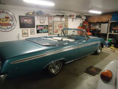 1962 Ford galaxy  convert for sale at Marshall Motors Classics in Jackson Michigan MI