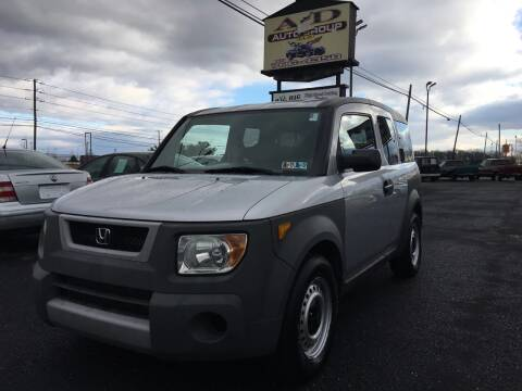 2004 Honda Element for sale at A & D Auto Group LLC in Carlisle PA