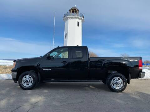 2011 GMC Sierra 2500HD for sale at Firl Auto Sales in Fond Du Lac WI