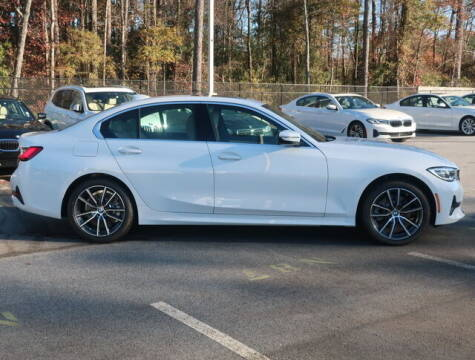 2021 BMW 3 Series for sale at Southern Auto Solutions - Georgia Car Finder - Southern Auto Solutions - BMW of South Atlanta in Marietta GA