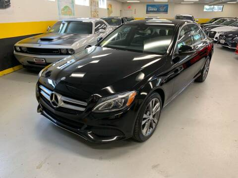 2016 Mercedes-Benz C-Class for sale at Newton Automotive and Sales in Newton MA