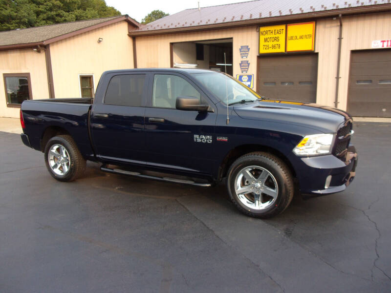 2017 RAM Ram Pickup 1500 for sale at Dave Thornton North East Motors in North East PA