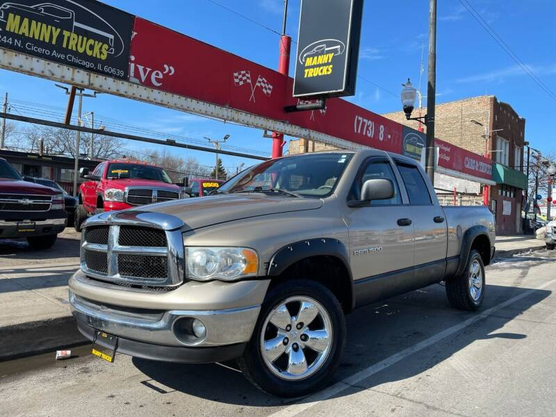 2004 Dodge Ram Pickup 1500 for sale at Manny Trucks in Chicago IL