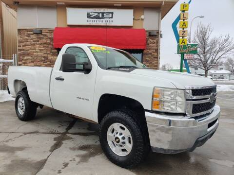 2011 Chevrolet Silverado 2500HD for sale at 719 Automotive Group in Colorado Springs CO