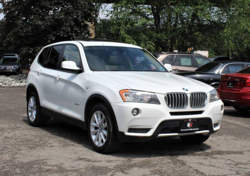 2013 BMW X3 for sale at Cutuly Auto Sales in Pittsburgh PA