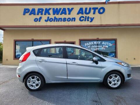 2016 Ford Fiesta for sale at PARKWAY AUTO SALES OF BRISTOL - PARKWAY AUTO JOHNSON CITY in Johnson City TN