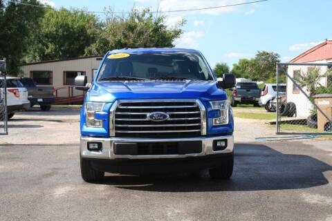 2016 Ford F-150 for sale at Fabela's Auto Sales Inc. in Dickinson TX