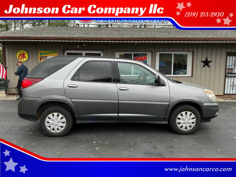 2004 Buick Rendezvous for sale at Johnson Car Company llc in Crown Point IN