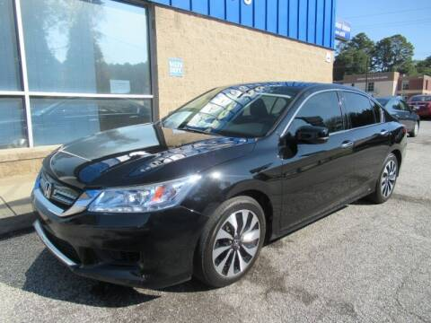 2015 Honda Accord Hybrid for sale at 1st Choice Autos in Smyrna GA