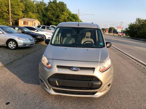 2016 Ford Transit Connect Wagon for sale at Stan's Auto Sales Inc in New Castle PA