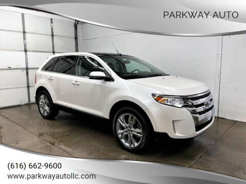 2012 Ford Edge for sale at PARKWAY AUTO in Hudsonville MI