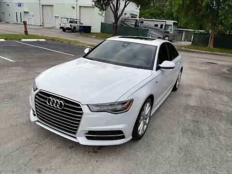 2017 Audi A6 for sale at Best Price Car Dealer in Hallandale Beach FL