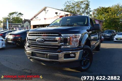 2018 Ford F-150 for sale at www.onlycarsnj.net in Irvington NJ