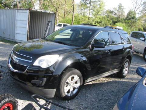2012 Chevrolet Equinox for sale at Johnson Used Cars Inc. in Dublin GA