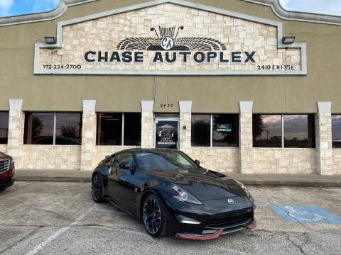 2019 Nissan 370Z for sale at CHASE AUTOPLEX in Lancaster TX