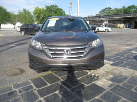 2013 Honda CR-V for sale at Maluda Auto Sales in Valdosta GA