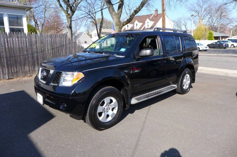 2007 Nissan Pathfinder for sale at FBN Auto Sales & Service in Highland Park NJ
