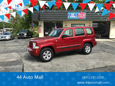 2010 Jeep Liberty for sale at 44 Auto Mall in Smithfield RI