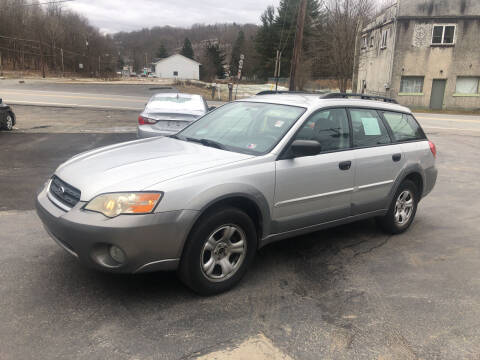 2007 Subaru Outback for sale at Edward's Motors in Scott Township PA