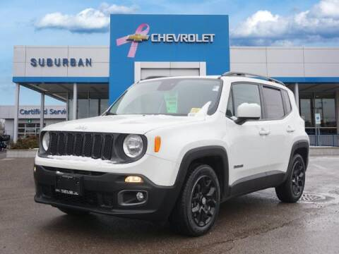 2016 Jeep Renegade for sale at Suburban Chevrolet of Ann Arbor in Ann Arbor MI