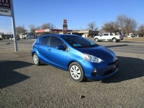 2013 Toyota Prius c for sale at Padgett Auto Sales in Aberdeen SD