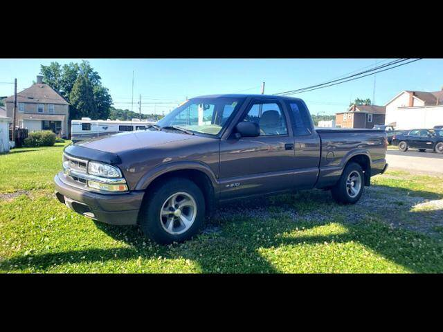 2000 Chevrolet S-10 for sale in East Palestine, OH