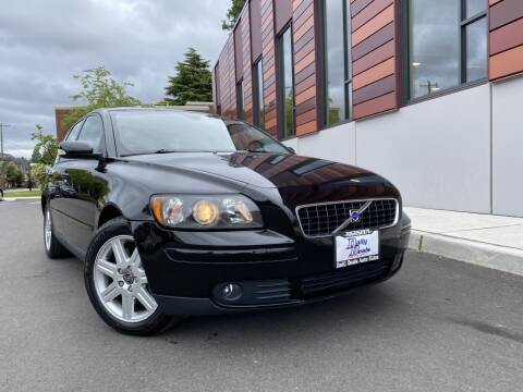 2005 Volvo V50 for sale at DAILY DEALS AUTO SALES in Seattle WA