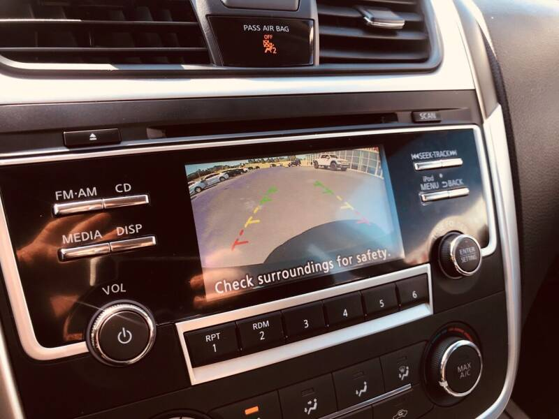 2018 Nissan Altima 2.5 S 4dr Sedan - Morristown TN