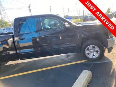 2018 Chevrolet Silverado 1500 for sale at MATTHEWS HARGREAVES CHEVROLET in Royal Oak MI