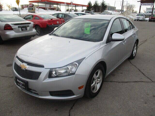 2012 Chevrolet Cruze for sale at King's Kars in Marion IA