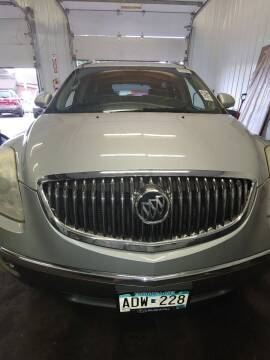 2009 Buick Enclave for sale at WB Auto Sales LLC in Barnum MN