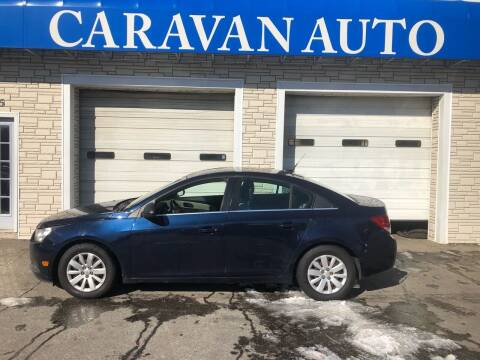 2011 Chevrolet Cruze for sale at Caravan Auto in Cranston RI