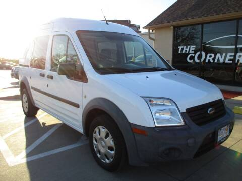 2013 Ford Transit Connect for sale at Cornerlot.net in Bryan TX