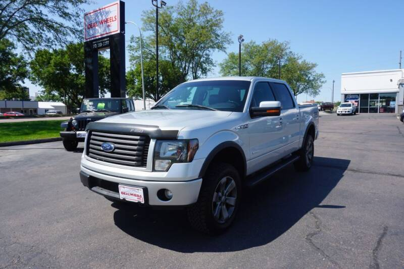 2012 Ford F-150 for sale at Ideal Wheels in Sioux City IA