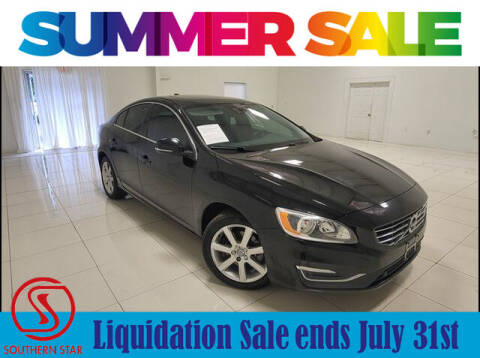 2016 Volvo S60 for sale at Southern Star Automotive, Inc. in Duluth GA