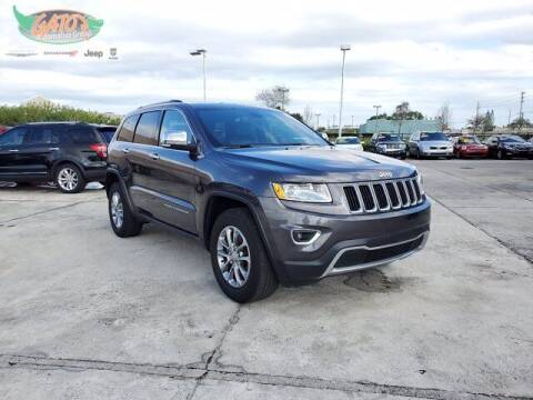 2016 Jeep Grand Cherokee for sale at GATOR'S IMPORT SUPERSTORE in Melbourne FL