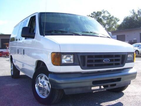 2005 Ford E-Series Cargo for sale at buzzell Truck & Equipment in Orlando FL