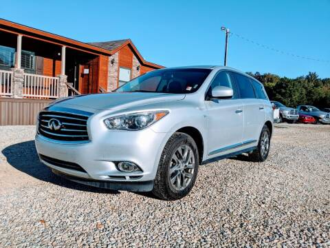 2015 Infiniti QX60 for sale at Delta Motors LLC in Jonesboro AR