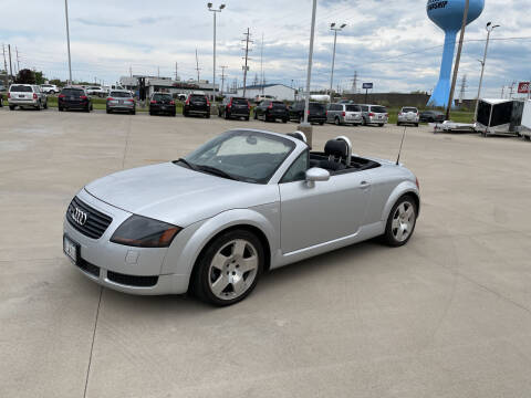 2001 Audi TT for sale at EUROPEAN AUTOHAUS in Holland MI