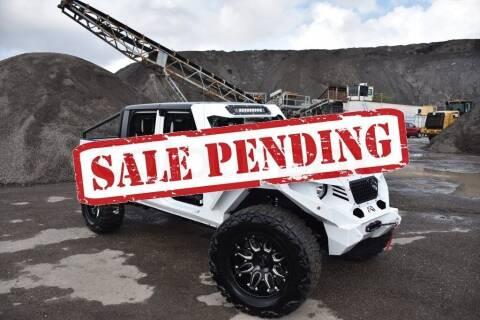 2021 Jeep Gladiator for sale at STS Automotive - Miami, FL in Miami FL