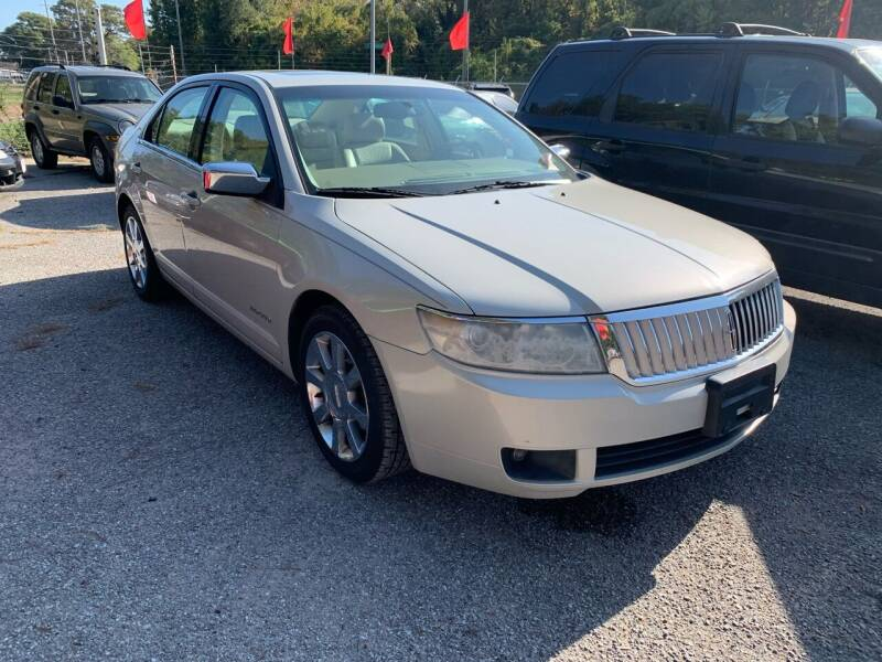 2006 Lincoln Zephyr for sale at Super Wheels-N-Deals in Memphis TN