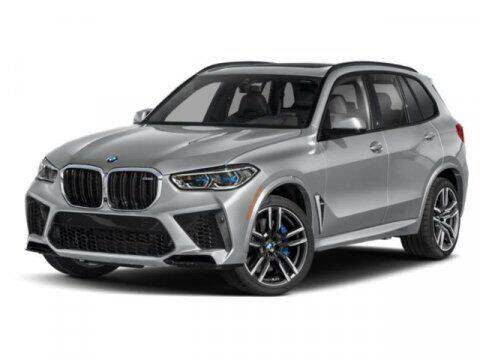 2021 BMW X5 M for sale at BMW OF ORLAND PARK in Orland Park IL