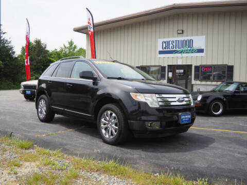 2010 Ford Edge for sale at Crestwood Auto Sales in Swansea MA