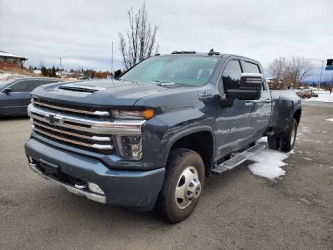 2020 Chevrolet Silverado 3500HD for sale at Group Wholesale, Inc in Post Falls ID